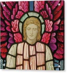 Seraphim Angel Detail, 1897 Acrylic Print