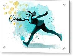 Serena Acrylic Print