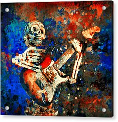 Acrylic Print featuring the photograph Serenade by Jeff Gettis