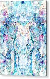 Serendipity Acrylic Print by Beth Travers