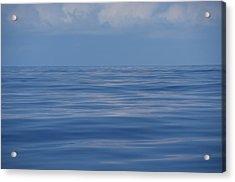 Serene Pacific Acrylic Print