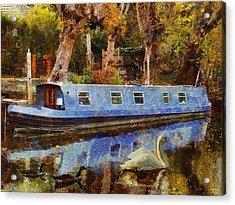 Serene Scene Acrylic Print