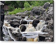 Serenity At Jay Cooke Acrylic Print by John Ricker