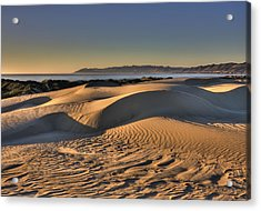 Serenity In The Dunes Acrylic Print