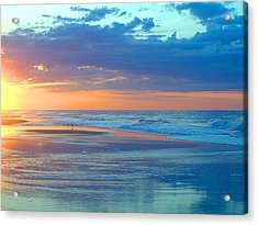 Acrylic Print featuring the photograph Serenity by  Newwwman