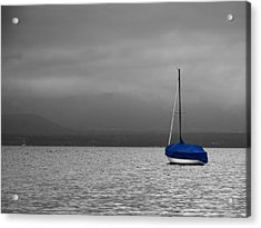 Acrylic Print featuring the photograph Serenity by Ron Dubin