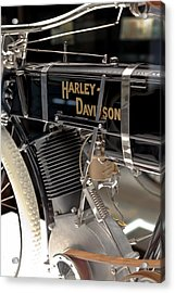 Serial Number One Acrylic Print