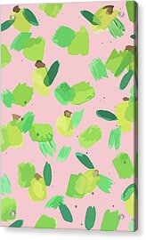 Series Pink 007 Acrylic Print