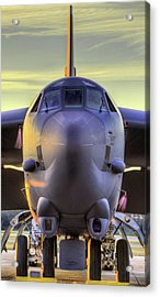Serious Business  Acrylic Print by JC Findley