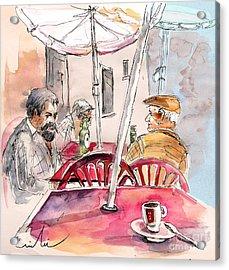 Serpa  Portugal 32 Acrylic Print by Miki De Goodaboom