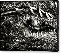 Serpentine Acrylic Print by Catherine Melvin