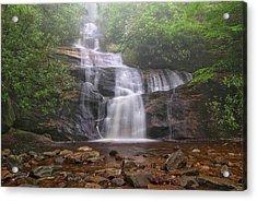 Setrock Creek Falls  Acrylic Print
