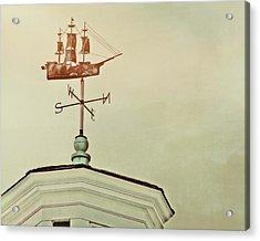 Setting Sail Acrylic Print by JAMART Photography