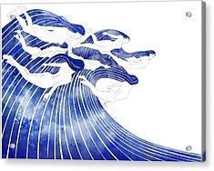 Seven Nereids Acrylic Print