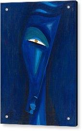 Seven Acrylic Print by Tito