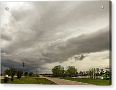 Severe Nebraska Weather 013 Acrylic Print