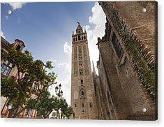 Sevilla Acrylic Print by Andre Goncalves