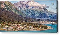 Seward Alaska Acrylic Print