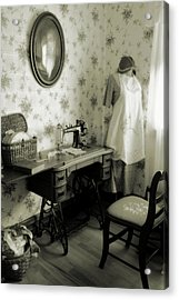 Sewing Room Acrylic Print