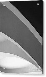 Shades Of Grey Acrylic Print by Hideaki Sakurai
