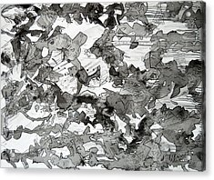 Shades Of... Acrylic Print