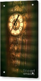 Shades Of Time Acrylic Print