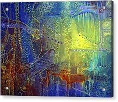 Shadow Of The Dream IIi Acrylic Print by Lolita Bronzini