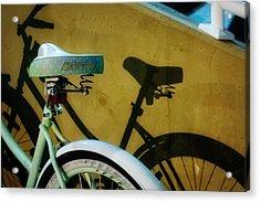 Shadow Ride Acrylic Print