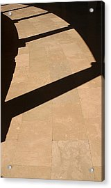 Shadows Of The Past Acrylic Print by Jez C Self