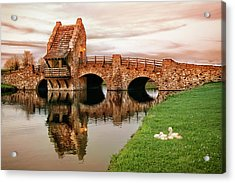Shakespeare Bridge Acrylic Print