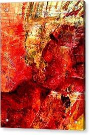 Shaman Couple Acrylic Print