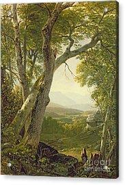 Shandaken Ridge - Kingston Acrylic Print