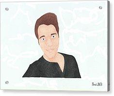 Shane Dawson Acrylic Print