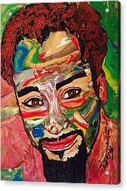 Shane Acrylic Print