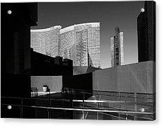 Acrylic Print featuring the photograph Shapes And Shadows 3720 by Ricardo J Ruiz de Porras