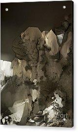 Shapes Acrylic Print by Olimpia - Hinamatsuri Barbu