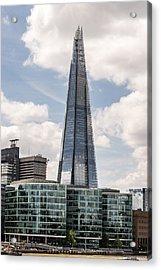 Shard Building In London Acrylic Print