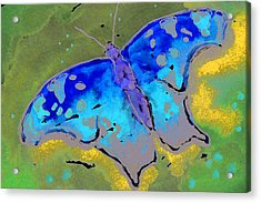 Sharon Be Free Acrylic Print by Christine Camp