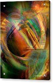 Shatter 6 Acrylic Print