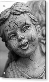 Shattered Acrylic Print