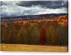 Shawangunk Mountains Hudson Valley Ny Acrylic Print