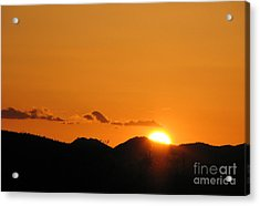 Shed Light On Acrylic Print