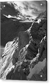 Sheer Alps Acrylic Print