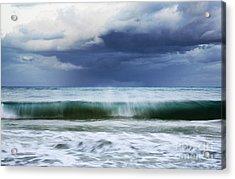 Sheer Wave Acrylic Print