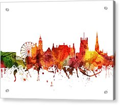 Sheffield Cityscape 04 Acrylic Print