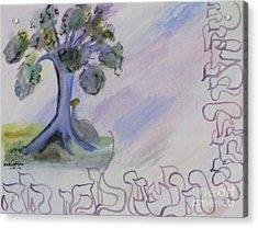 Shehecheyanu Acrylic Print