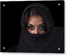 Sheherazade Acrylic Print
