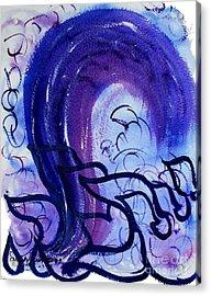 Shekhinah  Shechina Shchina Acrylic Print