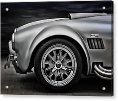 Shelby Cobra Gt Acrylic Print