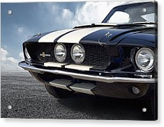 Shelby G.t. 500 Acrylic Print
